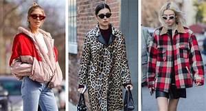 Herbst Trend 2018 : modetrends 2018 das kommt das bleibt das geht im herbst ~ Watch28wear.com Haus und Dekorationen