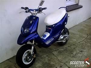 Peugeot Tkr Tkr Bleu