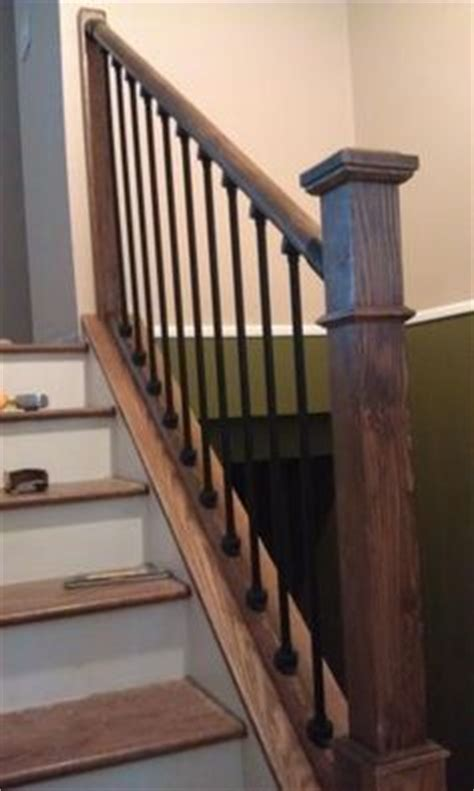 home depot stair railings interior 1000 images about railing on pinterest stair railing kits home depot and iron railings