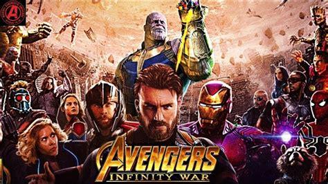 soundtrack avengers infinity war   theme song