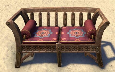 eso fashion redguard couch slatted elder scrolls