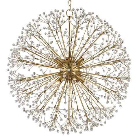 Top Chandeliers - dandelion chandelier large shades of light
