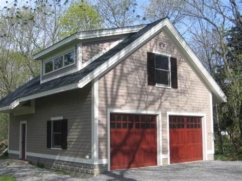 New Garage Plans by New Garages That Blend In Design For The Arts Crafts
