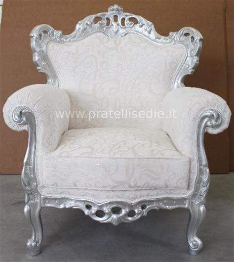 poltrone stile barocco poltrona barocco pratelli mobili