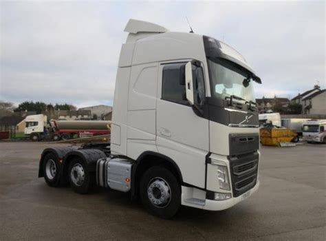 2014 volvo tractor for sale volvo fh4 500 2014 volvo fh 500 version 4 globetrotter 6x2