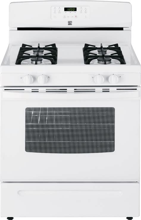 Kenmore 5.0 cu ft. Gas Range: Large and Versatile at Sears