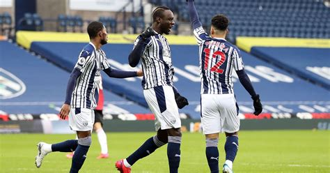 West Brom player ratings v Manchester United: Johnstone is ...