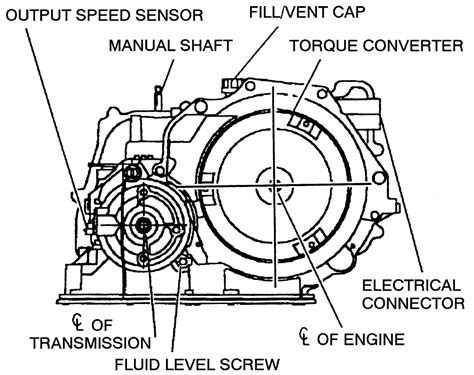 4t45e Automatic Transaxle Diagram by Repair Guides
