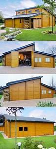 Umbauten Raum Berechnen : xl holzgarage grundriss 1050 x 904 cm bxt umbauter raum 108 m die garage hat eine ~ Themetempest.com Abrechnung