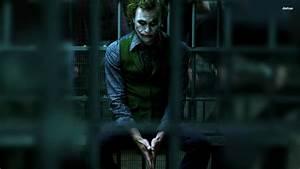 The Dark Knight Joker Wallpapers - WallpaperSafari
