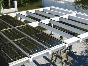 Terrassen berdachung mit photovoltaik gamelog wohndesign for Terrassenüberdachung mit photovoltaik