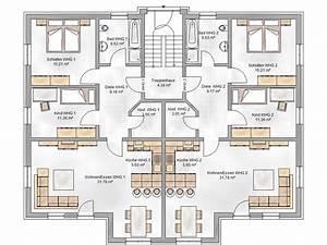 Mehrfamilienhaus Grundriss Modern : mehrfamilienhaus planen ~ Eleganceandgraceweddings.com Haus und Dekorationen