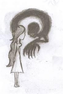 Easy Scary Demon Drawings