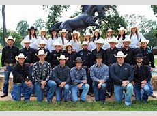 Rodeo team finishes 5th at Sam Houston State Rodeo – The