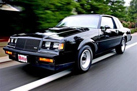 1987 Buick Regal Turbo by 1987 Buick Regal Turbo T Hemmings Motor News