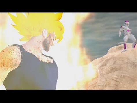 goku super saiyan    time  animation real