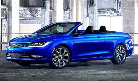 2018 Chrysler 200 Convertible, Release Date, Price, Specs