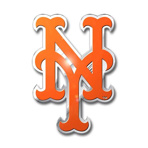 new york mets colors new york mets color emblem car or truck decal team promark