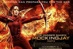 MOVIE REVIEW - MOCKINGJAY PART 2 - Zito Media