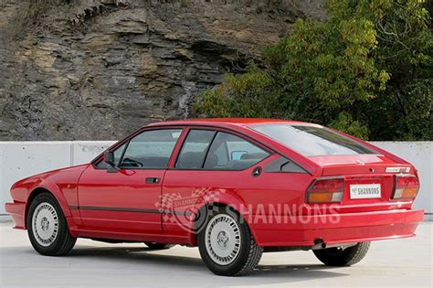 Sold Alfa Romeo Gtv 20 Coupe Auctions  Lot 17 Shannons