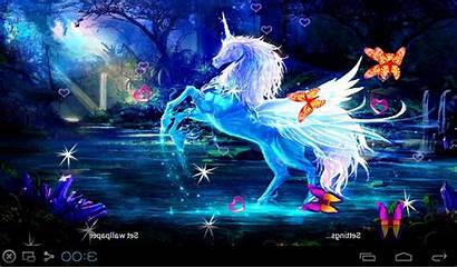 Unicorn 3d Wallpapers Android App Screen Apkpure