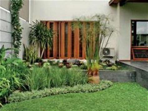 membuat taman rumah minimalis taman minimalis rumah