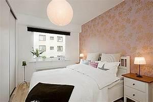 Kronleuchter Im Schlafzimmer : schlafzimmer gestalten 30 moderne ideen im skandinavischen stil ~ Sanjose-hotels-ca.com Haus und Dekorationen