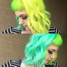 1000 ideas about Half Dyed Hair on Pinterest