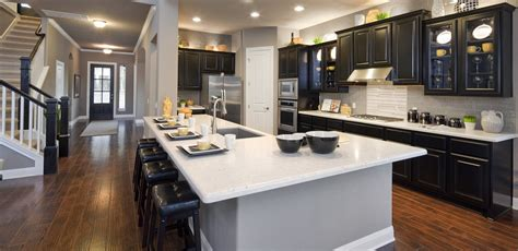 6 Gorgeous Open Floor Plan Homes -room & Bath Sink Bathroom Faucets And Cabinet Mirror Home Depot Cabinets Sinks Battery Powered Led How To Build Cherry Wood Large Frameless Mirrors For Bathrooms