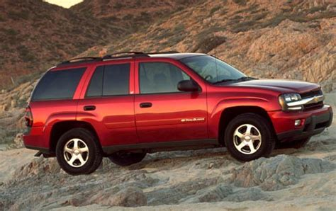 2003 Chevrolet Trailblazer Warning Reviews
