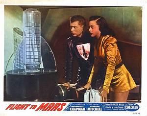 Flight to Mars *** (1951, Cameron Mitchell, Marguerite ...