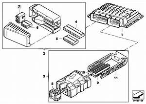 Original Parts For E60 525i N52 Sedan    Engine Electrical