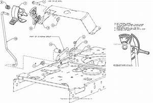 Mtd 13a277xs299  247 203715   T1000   2016  Parts Diagram