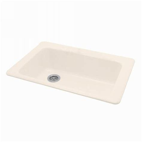 americast single bowl kitchen sink check out american standard 7193 000 345 lakeland no holes
