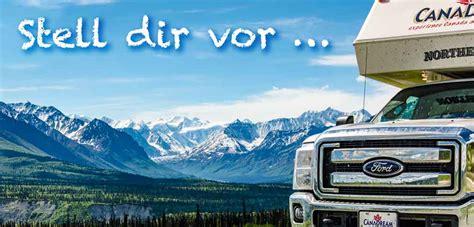 urlaub mit dem wohnmobil urlaub mit dem wohnmobil in kanada und usa cerco