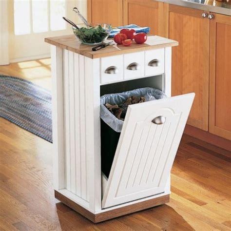 poubelle en bois cuisine comment bien choisir une poubelle de cuisine abc