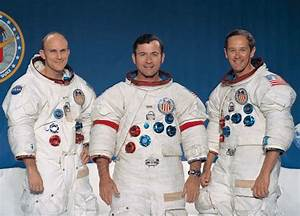 Apollo 1 Crew (page 2) - Pics about space