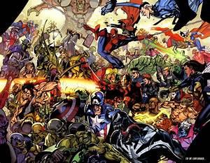 Marvel Vs DC Wallpapers