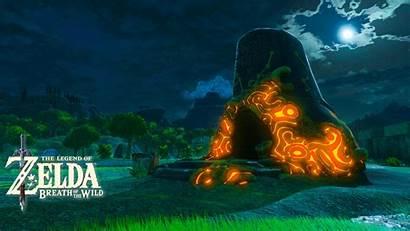 Zelda Breath Wild Legend 1080p Loz Gameranx