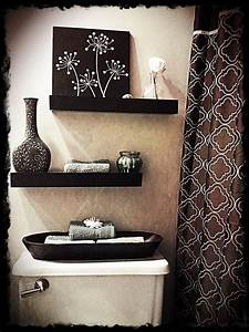 20 practical and decorative bathroom ideas for Wall plaques for bathroom
