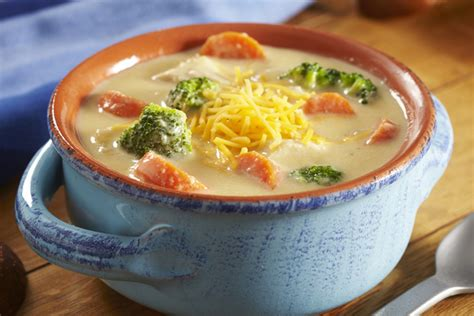 Slow Cooker Chicken And Broccoli Cheese Soup Recipe Kraft