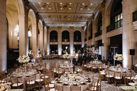 checkerboard romance modern wedding venue  king west
