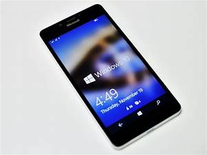 Microsoft Inadvertently Confirms Windows 10 Mobile Release