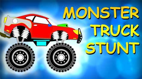 watch monster truck videos monster truck stunt monster truck videos for kids youtube