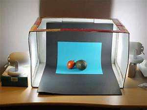 How To Build A Beginners Small Lightbox For Food