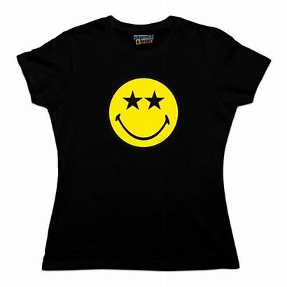 Smiley Face Yellow Novelty Walmart Martial Eyes