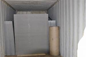 Panneau Composite Aluminium : exp dition de panneaux composite aluminium ~ Edinachiropracticcenter.com Idées de Décoration