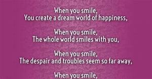 Poems to Make Her Smile | Cute Love Quotes for Her ...