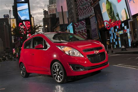Chevrolet Car : 2014 Chevrolet Spark