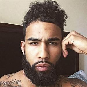 23 Black Men Beards - Top Beard Styles For Black Guys